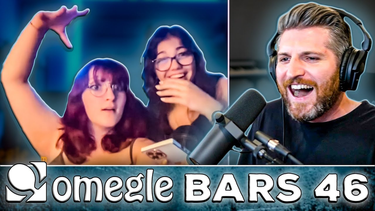 Mining For Freestyles | Harry Mack Omegle Bars 46