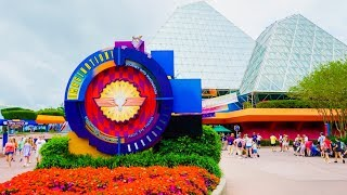 Journey Into Imagination with Figment - Epcot Walt Disney World | May 2018