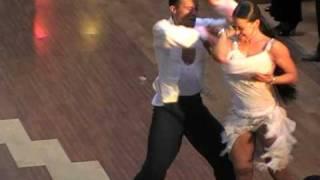 Rumba Dance | Ballroom Dance Competition | Todor Kondov & Snejana Slavova | Pomorie 2011