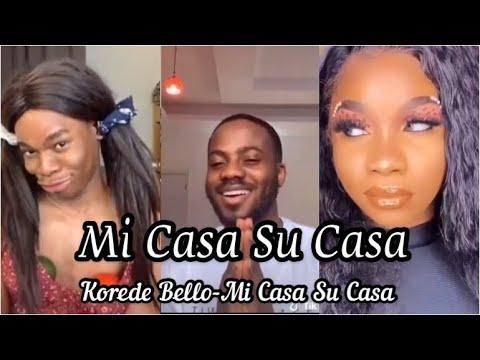 Download Mi Casa Su Casa Korede Bello   #micasachallenge Tiktok