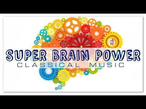 Super Brain Power Classical Music | Mozart Vivaldi Chopin Telemann