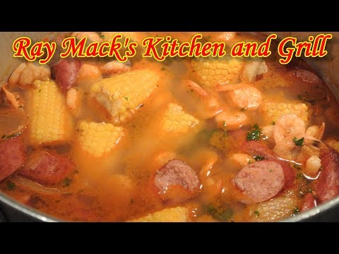 Frogmore Stew: One Pot Meal Recipe