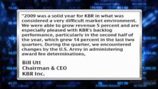 Earnings Report: KBR (NYSE: KBR) Inc. Beats Q4 Estimates, Top Line Down 12%