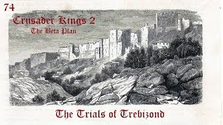 CK2 Trials of Trebizond - 74 - The Queen of Arabia