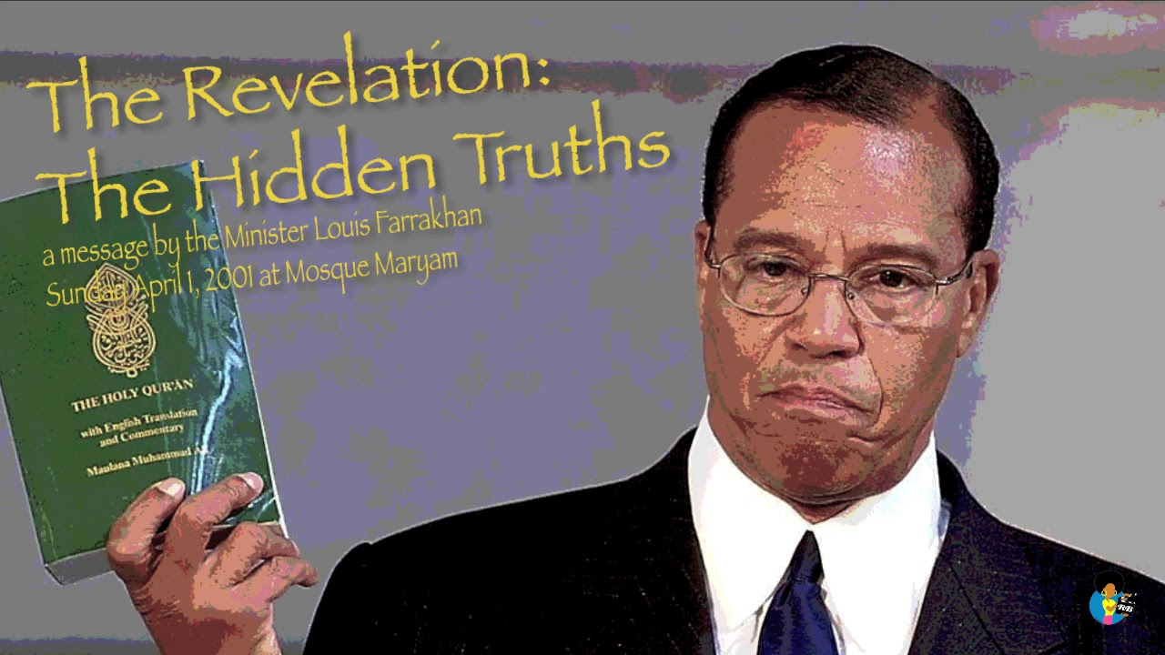 Minister Louis Farrakhan - The Hidden Truths (2001)  | Audio Version