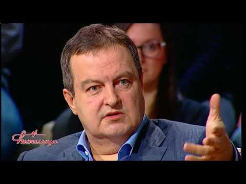 Cirilica - Ivica Dacic (TV Happy 26.12.2017.)