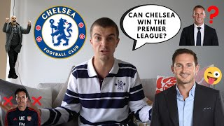 Why CHELSEA FC Are 100% in the 2019/20 Premier League TITLE RACE