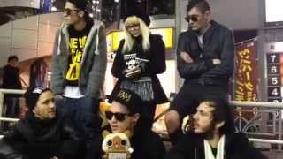 XtreMusiX JAPAN Cry Excess interview!! Italian band!