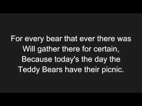 Teddy Bear's Picnic - Karaoke Track