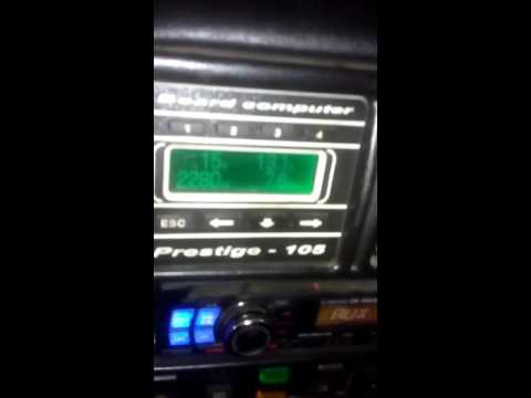 Газ31105. Расход топлива по трассе