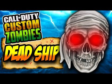 """ITS BACK!! """"DEAD SHIP"""" REMASTERED (Call of Duty BO3 Zombies) thumbnail"""