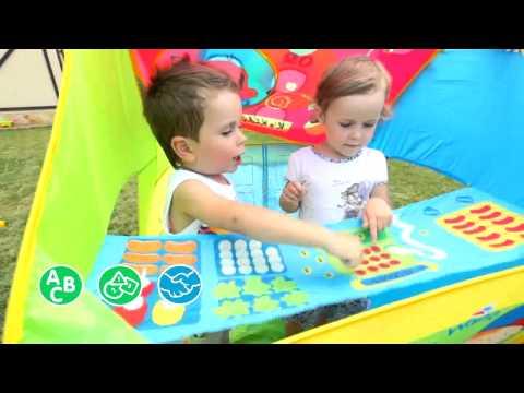 Домик-палатка с шариками K's Kids