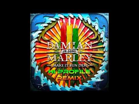 Skrillex - Make it Bun Dem (Hi Profile Remix)