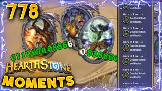 Typical Shudderwock/Emeriss Combo!! | Hearthstone Daily Moments Ep.778