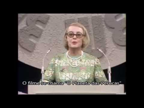 Vincent Price roasts Bette Davis (LEGENDADO)