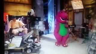 """Barney Backstage Clip (From """"Barney's Adventure Bus"""")"""