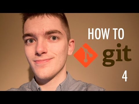 How to Use the Master and Develop Branches | Git Flow (Git Basics) | Part 4