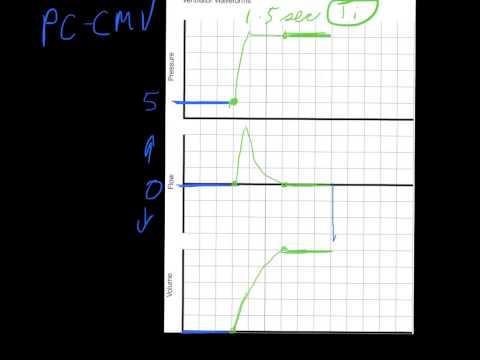 Ventilator Mode & Waveforms Review