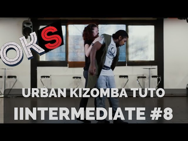 Urban Kizomba Tutorial - Intermediate Move #UI8 🎓 OKS 🎓