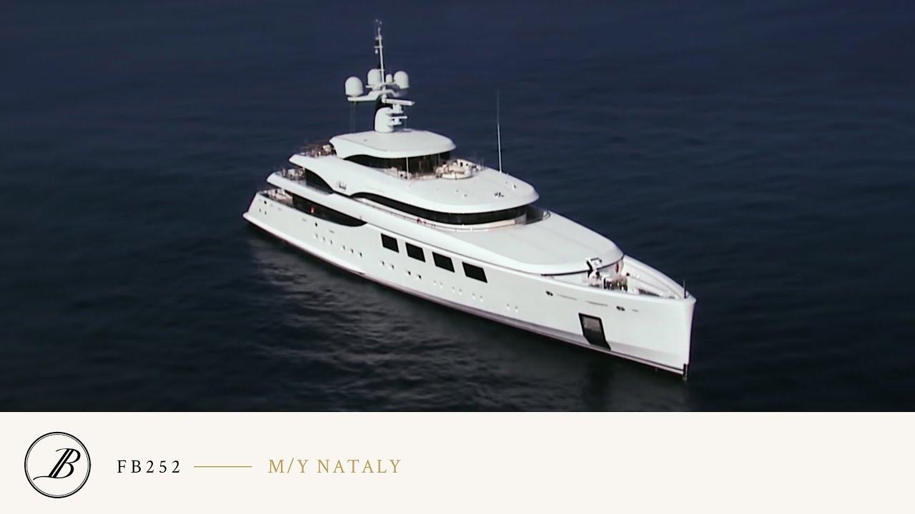 Benetti Custom 65m FB252 MY Nataly YouTube