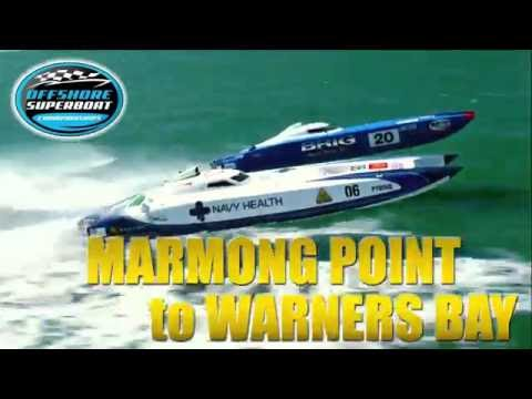 Offshore Superboat Championships Round 4