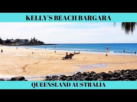 VISIT KELLY'S BEACH BARGARA - QUEENSLAND AUSTRALIA