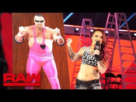 Ruby Riott gives Natalya a cruel Christmas gift: Raw, Dec. 10, 2018