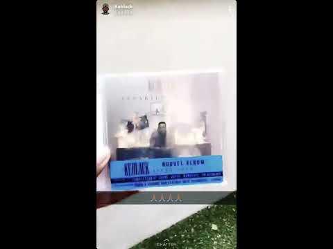 "Keblack presente son album avec dadju MHD franglish ""Appartement105"""