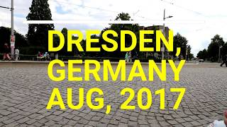 A Day in Dresden, Germany