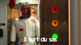 学法语 # 看影片學法語片學法語 # # Vocabulaire # il sort du sas