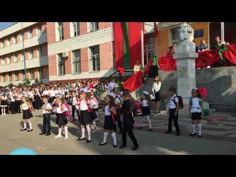 Первый раз в Первый Класс - Танец ПЕРВОКЛАШЕК - Видео для детей - Melissa Tv