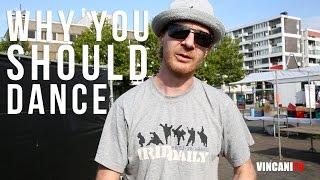 Dlaczego powinieneś tańczyć? Wywiad ze Swift Rockiem (Battle Squad, Germany)