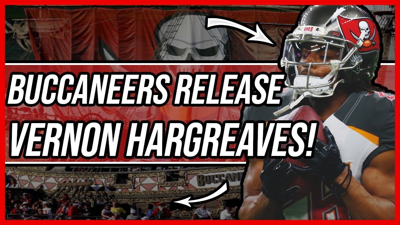 Why the Bucs released Vernon Hargreaves