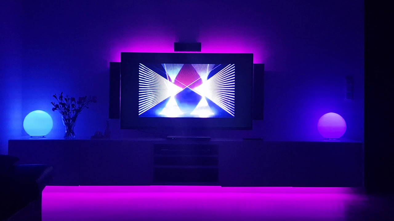 REQUEST - Please add Philips Hue Entertainment Center