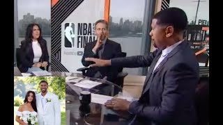 Molly Qerim just embarrassed Jalen Rose on First Take.
