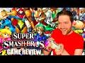 Super Smash Bros. for Wii U Game Review