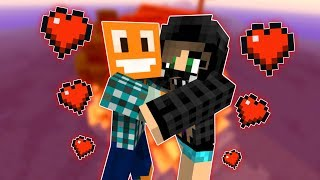 """Minecraft AQUA #3 - """"Nasza własna tratwa!"""" w/ Akiri"""