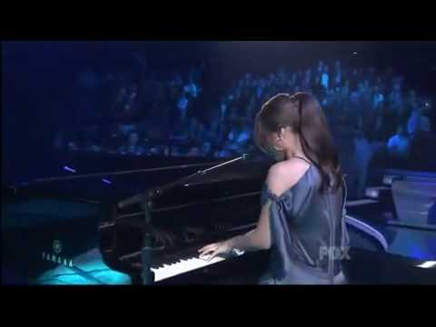 Alicia Keys Live American Idol 2010