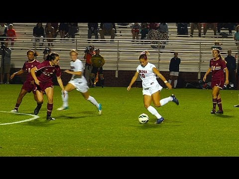 Women's Soccer Highlights - Boston College - YouTube