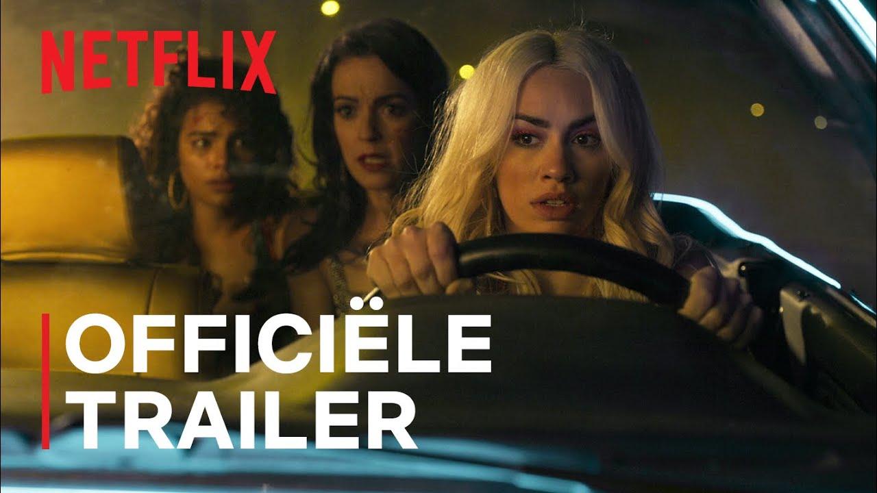 Sky Rojo   Officiële trailer   Netflix