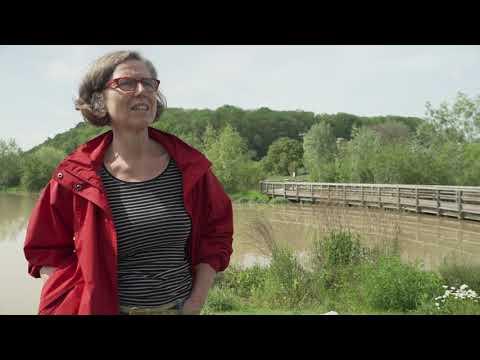 Neckar-Story inklusiv. Naturmomente mit der Theatergruppe Inklusiv am Ludwigsburger Neckar