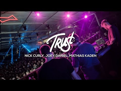 Nick Curly, Joey Daniel, Mathias Kaden @TRUST Chile by 5unset | 12.01.2018