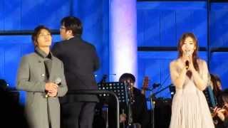 2015.10.31 Frankenstein Gala Show - Park Euntae & Lee Jisu '그곳에는'