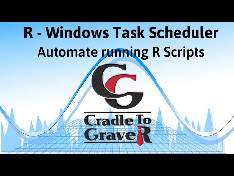 windows-task-scheduler-r-script-automate