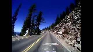 Crater Lake Rim Drive _.wmv