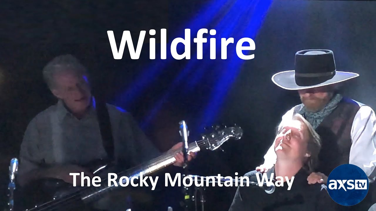 """""""Wildfire"""" from The Rocky Mountain Way (AXS TV): Michael Martin Murphey and Christopher Wills"""