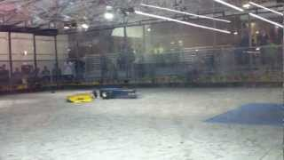 Combots Cup 2012 Heavyweight Final - Last Rites vs. Original Sin