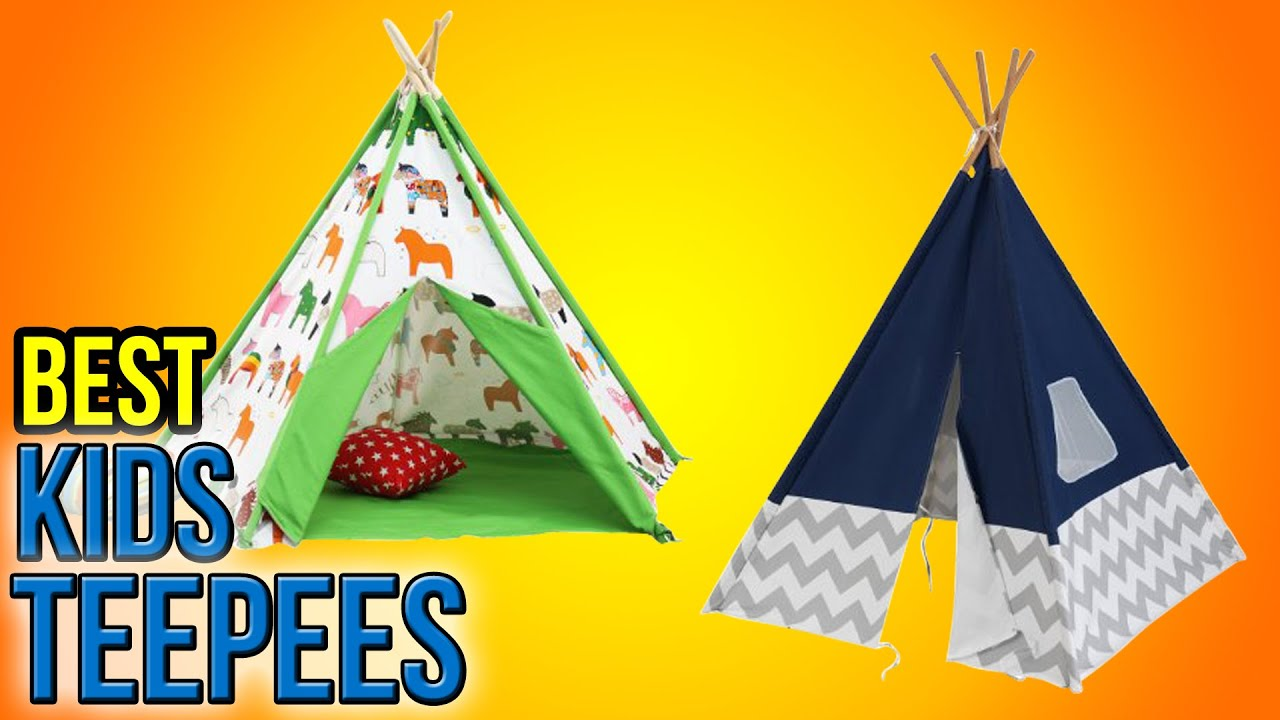 sc 1 st  YouTube & 8 Best Kids Teepees 2016 - YouTube