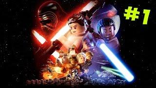 Lego Star Wars: The Force Awakens ► #1