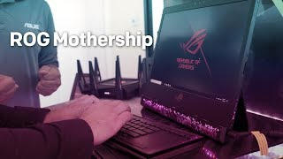 ASUS ROG Mothership Hands-On: A Surface Pro-like PC for Gamers